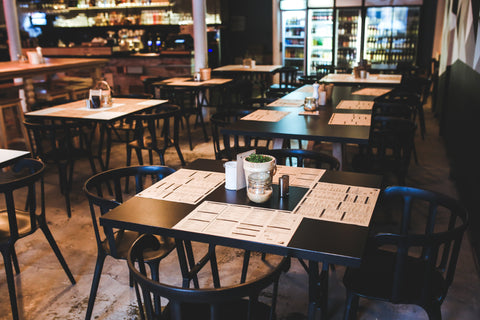 Empty Restaurant Tables, 7 Ways to Promote Business During the COVID-19 Epidemic