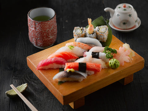 Sushi, America's Top Ten Favorite Foods to Order for Delivery
