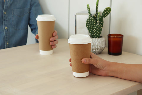 Kraft Coffee Cups, Five of the Most Common Eco-Friendly Words Defined