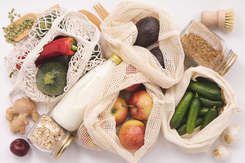 Vegetables in Bags, How to Reduce Food Waste in Your Restaurant