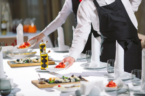 Waiters, The Benefits of Holding a Soft-Opening for Your Restaurant