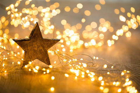 Christmas Lights, How to be Eco-Friendly: Holiday Decorations
