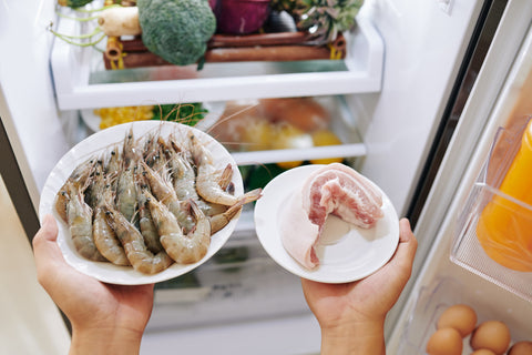 Meat in Fridge, A Simple Guide to Keeping Your Restaurant Fridge Clean