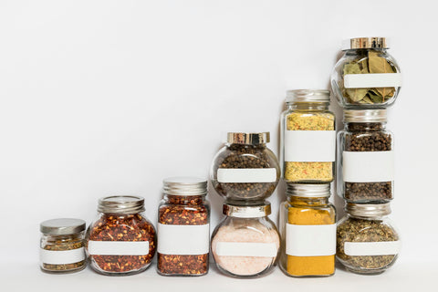 Labeling Spices, A Simple Guide to Keeping Your Restaurant Fridge Clean