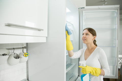 Disinfecting Fridge, A Simple Guide to Keeping Your Restaurant Fridge Clean