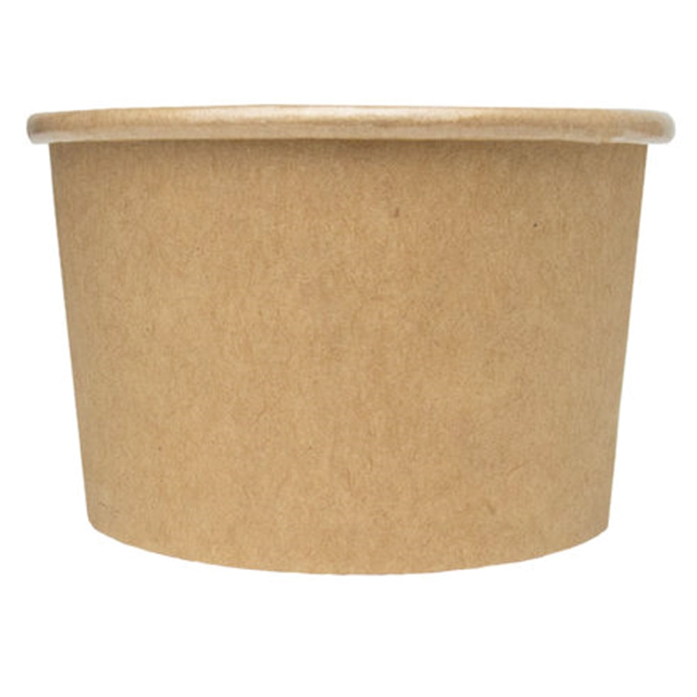 UNIQ® 4 oz Kraft Compostable Cups