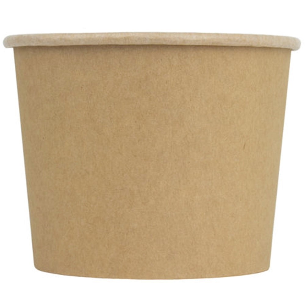 UNIQ® 12 oz Kraft Compostable Cups