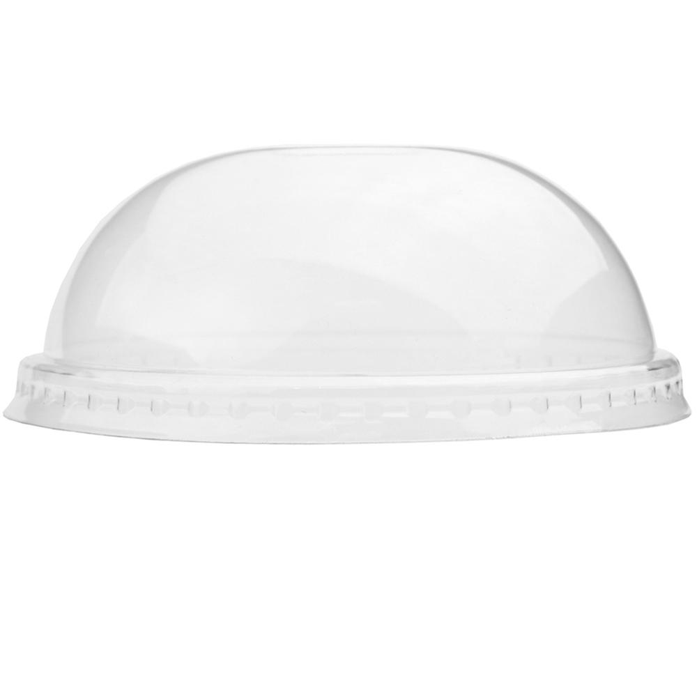 UNIQ® 5 oz Clear Dome Cup Lids