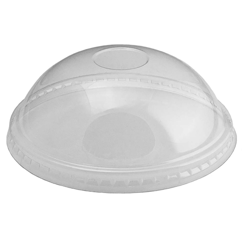 UNIQ® 16 oz Clear Dome Cup Lids
