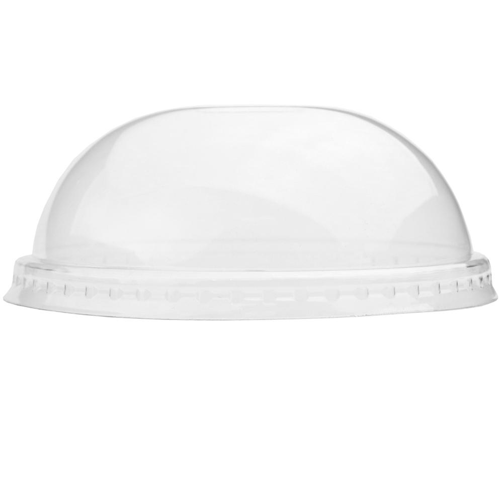 UNIQ® 12 oz Clear Dome Cup Lids