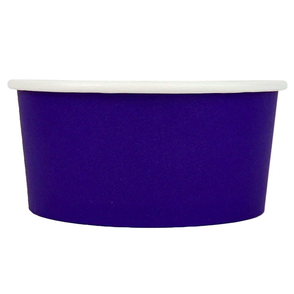 UNIQ® 6 oz Purple Eco-Friendly Compostable Cups