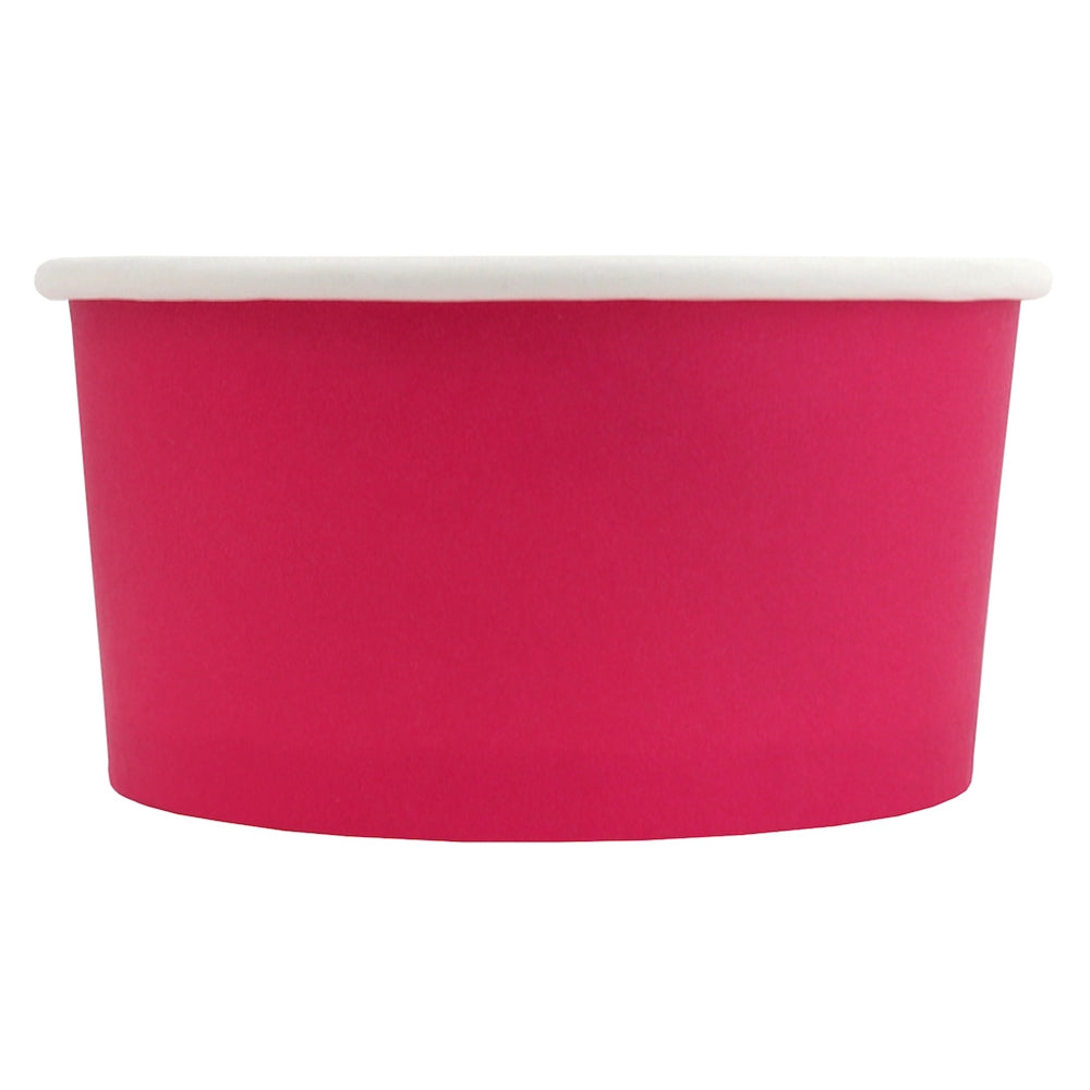 UNIQ® 6 oz Pink Eco-Friendly Compostable Cups
