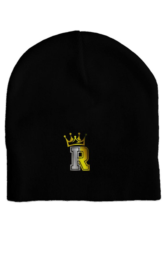 Iconic Royalty Skull Cap