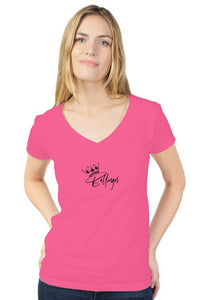 Ballinger Signature Design Women V Neck