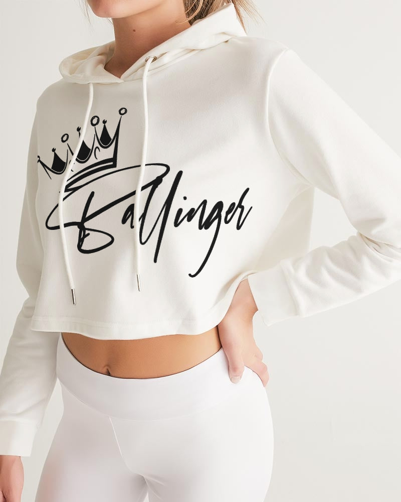 Ballinger Signature Design Women's Cropped Hoodie