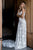 Romantic A-Line Spaghetti Straps Court Train Ivory Backless Lace Bohemian Wedding Dress OHD224