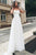 A-Line Sweetheart Sweep Train Tulle Wedding Dress with Appliques Beading OHD036 | Cathyprom