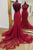 Sparkly Fashion Sheath High Neck Sleeveless Rhinestone Beading Long Satin Prom Dress Evening Dress OHC317 | Cathyprom