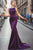 Sexy Trumpet/Mermaid Scoop Sweep Train Sleeveless Long Cheap Prom Dress Satin Evening Dress OHC228 | Cathyprom