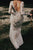 Long Sleeve Wedding Dresses Aline Backless Lace Open Back Beach Bridal Gown OHD208