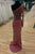 Fancy One-Shoulder Mermaid Illusion Back Prom Dress Evening Gowns LPD68 | Cathyprom