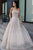 Beautiful Prom Dress Sexy Straight A-Line Tulle Lace Long Prom Dresses Evening Dresses OHC596