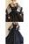 A Line Scoop Neck Long Sleeves Applique Long Tulle Prom Dresses Evening Gowns OHC280 | Cathyprom