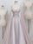 Chic Long Sleeve Prom Dress Long Luxury Beaded A Line Prom Evening Dress CTB1613|CathyProm