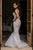 Mermaid Sweetheart Lace Appliques Bohemian Wedding Dress Wedding Gown Bridal Gown OHD206