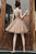 Beading V Neck Homecoming Dress Cheap A Line Short Prom Drsess OHM004 | Cathyprom