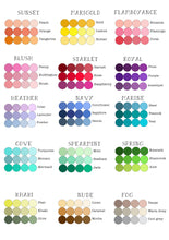Load image into Gallery viewer, Scallop Half Box Planner Stickers pretty cute labels in a range of colors