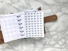 Load image into Gallery viewer, Nano watering can sticker perfect for journaling or planning