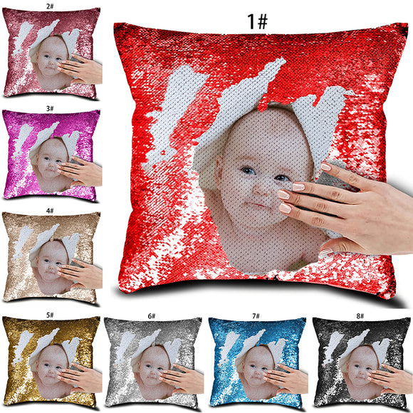 Customised Picture Cushion Cover