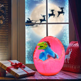 Dinosaur Egg 3d Print Night Light