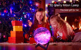 Galaxy Lamp Night Light 3D