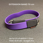 Extension band - purple