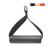 Solid handle grip | Resistance Elastics workout | Featzone
