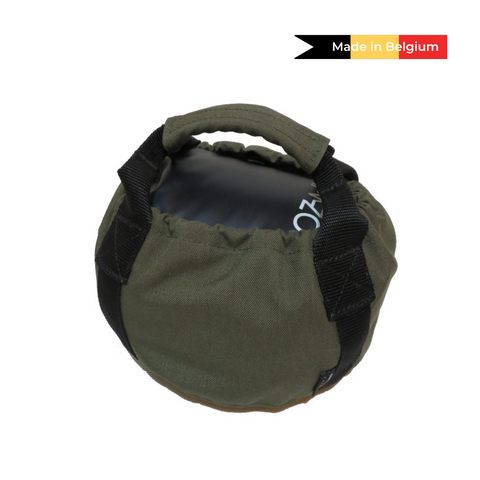 Kettlebell dry bag | Kettlebell exercises | Featzone