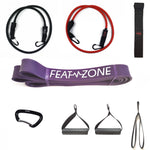 Featzone home sports set Medium | fitness workouts