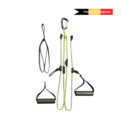 Suspension training kit
