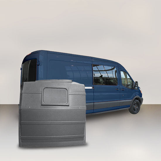 Ford Transit Mid Roof - Solid Partition