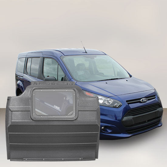 Ford Transit Connect SWB / LWB - Window Partition