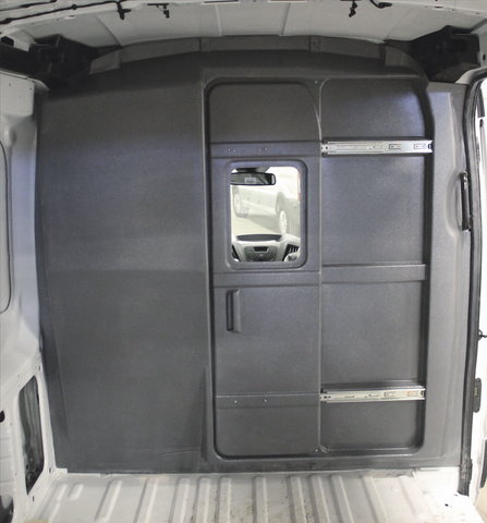 Bodyguard Van Liners — Ford Transit Mid Roof Sliding-Door