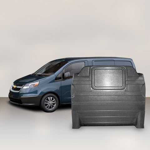 Chevrolet City Express - Solid Partition (Grey)