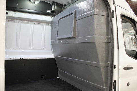 Ford Transit High Roof - Solid Partition