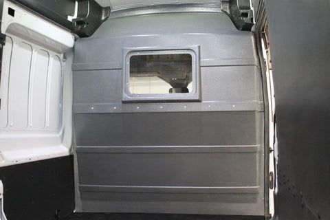 Bodyguard Van Liners Ford Transit High Roof Window