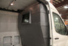 Ford Transit Mid Roof - Window Partition (Grey)