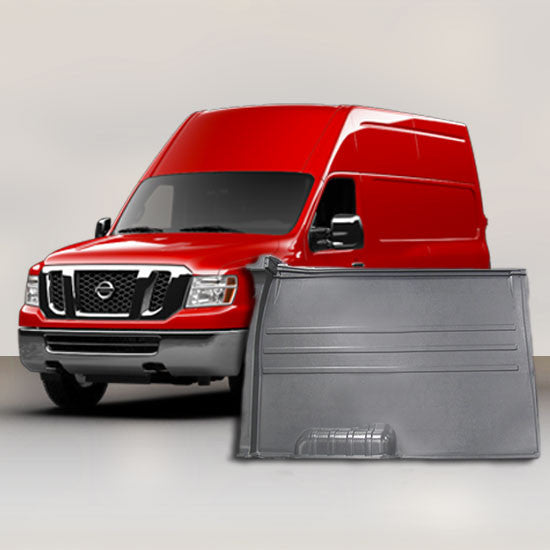 Nissan NV High Roof - Solid Wall Liner Package