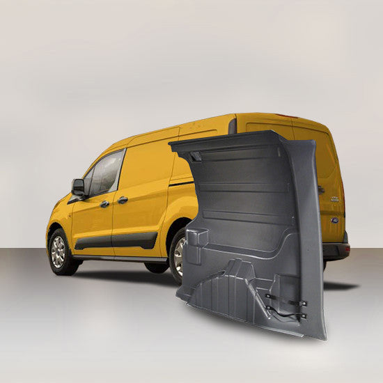 Bodyguard Van Liners Ford Transit Connect Wall Liner Kit
