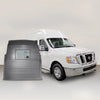 Nissan NV High Roof - Window Partition